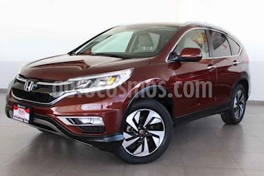 Honda CR-V EXL usado (2016) color Cafe precio $339,000