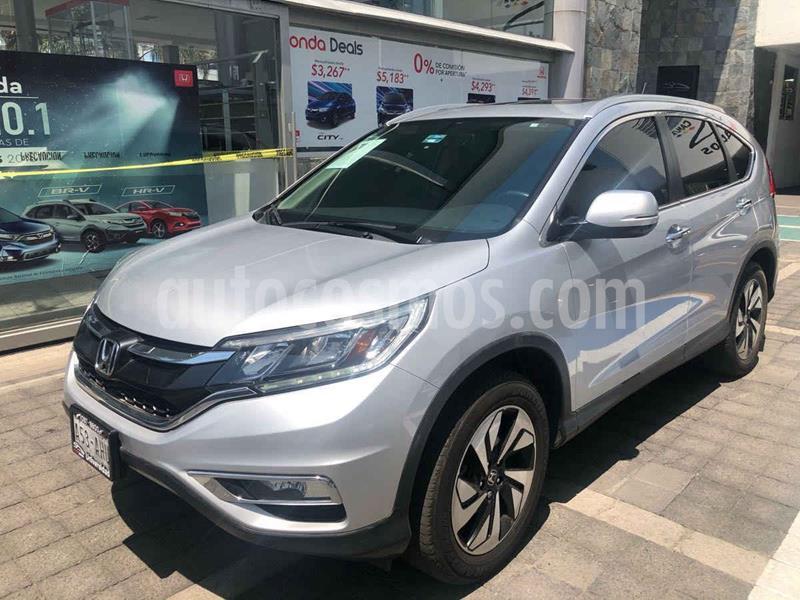 Honda CR-V EXL 2.4L (156Hp) usado (2016) color Plata Dorado precio $314,100