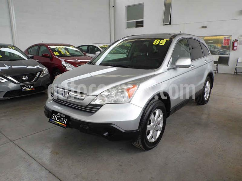 Honda CR-V EXL usado (2009) color Plata precio $149,000