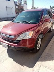 Honda CR-V EX 2.4L (166Hp) usado (2007) color Rojo precio $135,000