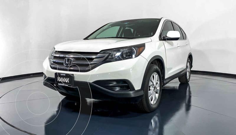 Foto Honda CR-V EXL NAVI 4WD usado (2013) color Blanco precio $232,999