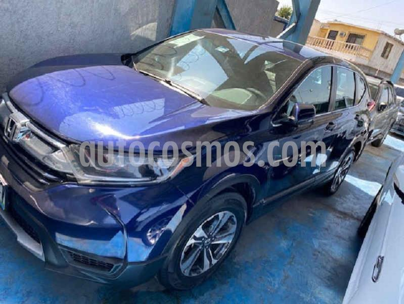Honda CR-V EX 2.4L (156Hp) usado (2017) color Azul precio $335,000