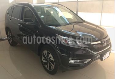 Honda CR-V EXL Navi 4WD usado (2016) color Negro Cristal precio $340,000