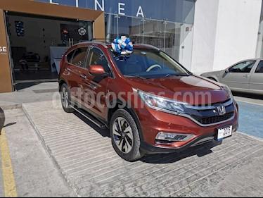 Honda CR-V EXL Navi usado (2015) color Cafe precio $295,000