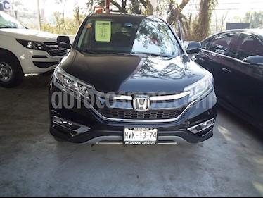 Honda CR-V EXL Navi usado (2015) color Negro Cristal precio $250,000