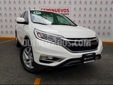 Foto Honda CR-V i-Style usado (2015) color Blanco Marfil precio $265,000