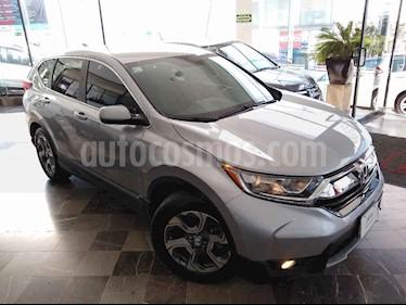 foto Honda CR-V Turbo Plus usado (2017) color Plata precio $368,000