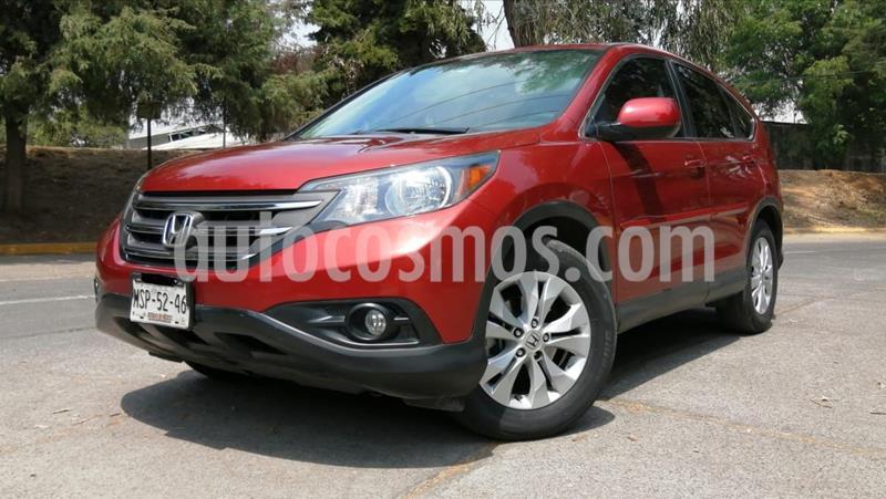 Honda CR-V EX 2.4L (156Hp) usado (2014) color Rojo precio $225,000