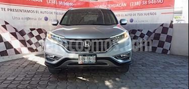 Honda CR-V i-Style usado (2016) color Plata Diamante precio $285,000
