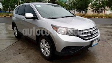 Honda CR-V 5P LX TA CD RA usado (2013) color Plata precio $199,000