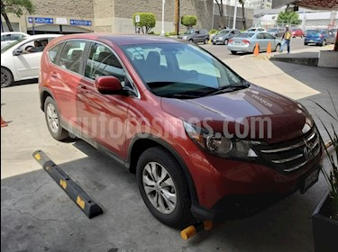 Honda CR-V LX usado (2014) color Rojo precio $221,000