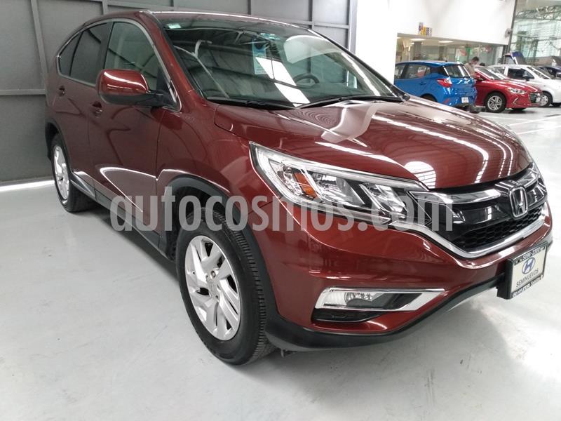 Honda CR-V i-Style usado (2016) color Marron precio $298,900