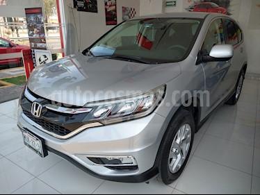 Honda CR-V i-Style usado (2015) color Plata precio $255,000