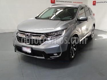 Foto venta Auto usado Honda CR-V Touring (2018) color Plata precio $509,000