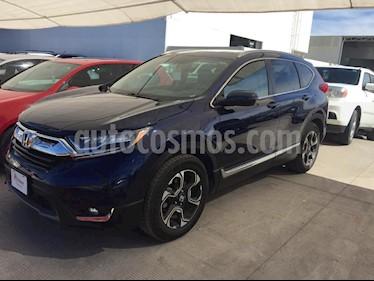 Foto venta Auto Seminuevo Honda CR-V Touring (2018) color Azul precio $489,000