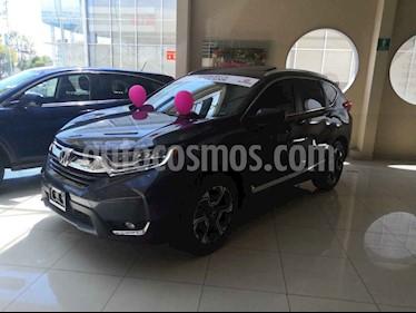 Foto venta Auto usado Honda CR-V Touring (2018) color Gris precio $515,000