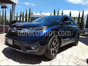 Foto Honda CR-V Touring usado (2018) color Azul precio $460,000