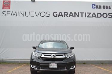 Foto Honda CR-V Touring usado (2018) color Negro Cristal precio $444,900