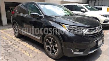 Foto venta Auto usado Honda CR-V Touring (2017) color Negro precio $428,000