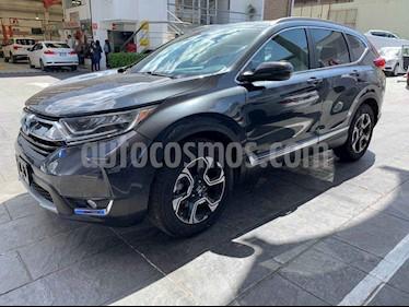 Foto venta Auto usado Honda CR-V Touring (2019) color Gris precio $519,000