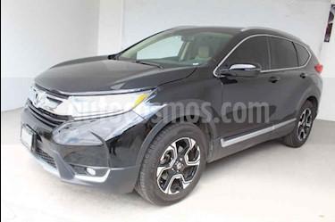 Foto venta Auto usado Honda CR-V Touring (2017) color Negro precio $445,000