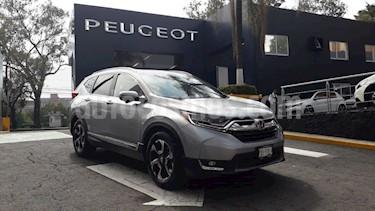 Foto Honda CR-V Touring usado (2019) color Plata Diamante precio $509,900