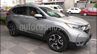Foto venta Auto usado Honda CR-V Touring (2018) color Plata precio $505,000