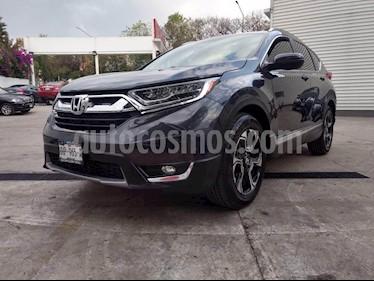 Foto venta Auto usado Honda CR-V Touring (2017) color Gris precio $449,000