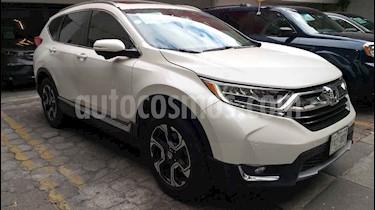 Foto venta Auto usado Honda CR-V Touring (2017) color Blanco precio $428,000