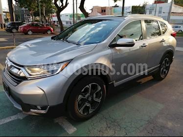 Foto Honda CR-V Touring usado (2019) color Plata Diamante precio $490,000