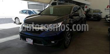 Foto venta Auto usado Honda CR-V Turbo Plus (2017) color Azul precio $415,000
