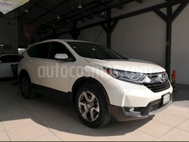 Foto venta Auto usado Honda CR-V Turbo Plus (2018) color Blanco precio $410,000