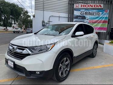 foto Honda CR-V Turbo Plus usado (2018) color Blanco precio $410,000