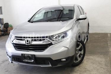 Foto venta Auto usado Honda CR-V Turbo Plus (2017) color Plata precio $395,000