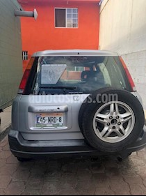 Honda CR-V Turbo Plus usado (2001) color Gris precio $65,000