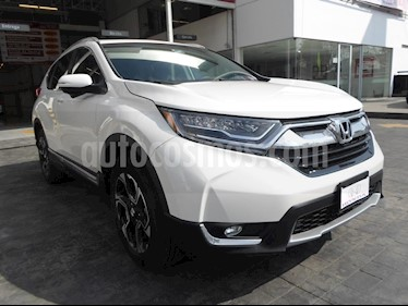 Foto venta Auto Seminuevo Honda CR-V Turbo Plus (2018) color Blanco precio $490,561