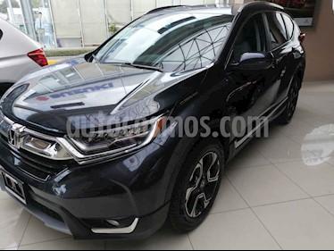 foto Honda CR-V Turbo Plus usado (2018) color Negro precio $460,000