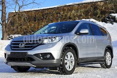 Honda CR-V Auto. 4x4 usado (2013) color Gris precio u$s3.000