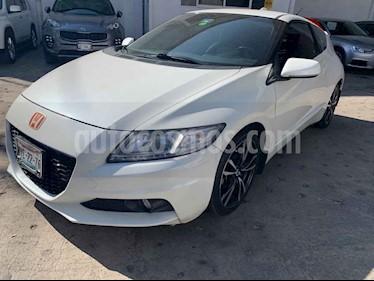 Honda CR-Z 3p Gas/Hibrido 1.5L CVT usado (2013) color Blanco precio $165,000