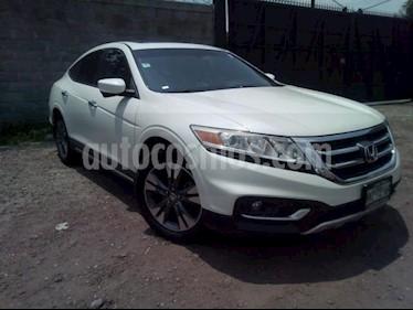 Foto Honda Crosstour 4p EXL V6/3.5 Aut usado (2013) color Blanco precio $229,000
