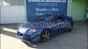 Foto venta Auto Usado Honda CRX - (1993) color Azul precio $280.000