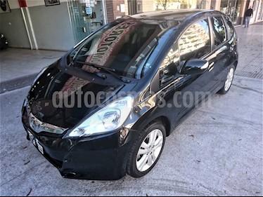 Foto venta Auto usado Honda Fit - (2014) color Negro precio $510.000