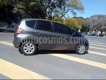 foto Honda Fit 1.4 LXL usado (2013) color Gris Oscuro precio $520.000