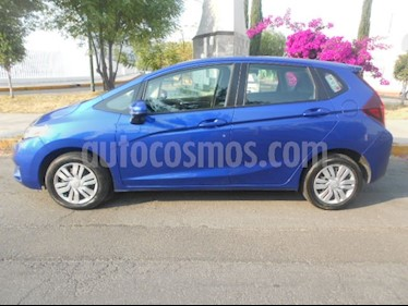Foto venta Auto usado Honda Fit 5p Cool L4/1.5 Man (2017) color Azul precio $195,000