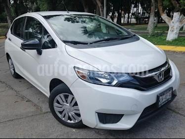 Foto venta Auto usado Honda Fit 5p Cool L4/1.5 Man (2015) color Blanco precio $155,000