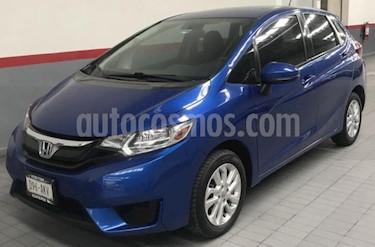 Foto venta Auto usado Honda Fit 5p Cool L4/1.5 Man (2017) color Azul precio $196,000