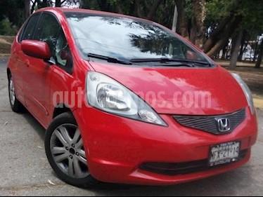 Foto venta Auto usado Honda Fit 5p EX Aut (2010) color Rojo precio $119,000