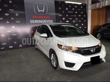 Foto venta Auto usado Honda Fit 5p Fun L4/1.5 Aut (2017) color Blanco precio $219,000