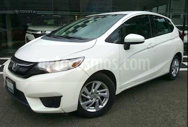 Honda Fit 5p Fun L4/1.5 Aut usado (2015) color Blanco precio $173,000
