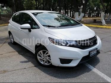 Foto venta Auto usado Honda Fit 5p Fun L4/1.5 Man (2015) color Blanco precio $169,500